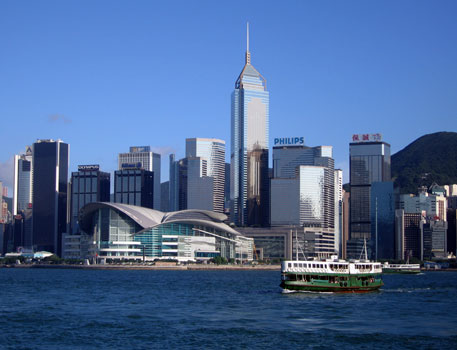 hong-kong-harbor